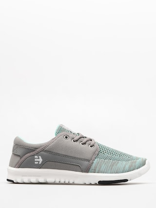 Etnies Shoes Scout YB Wmn (grey)