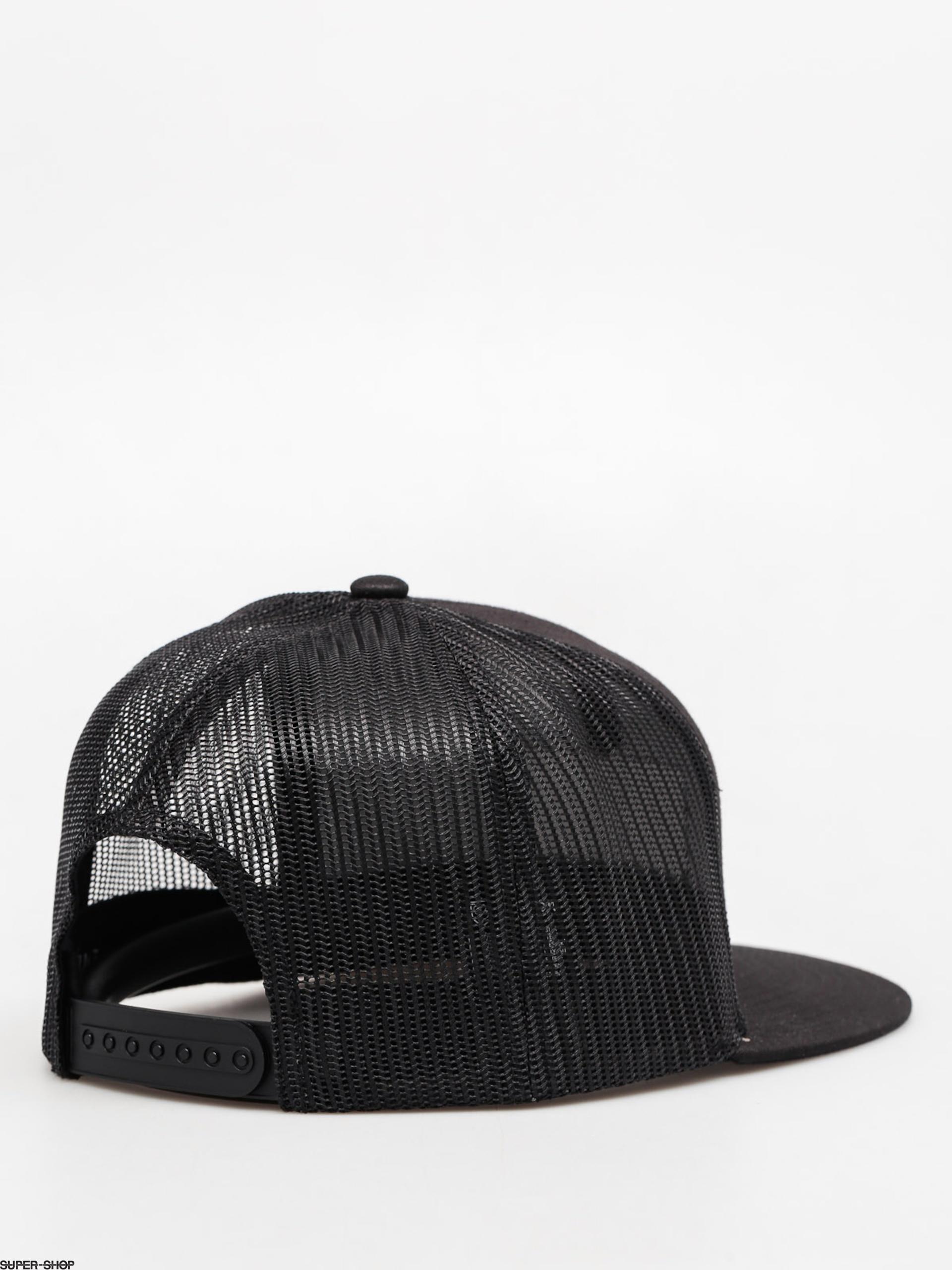 Brixton Cap Palmer Mesh (black) a615f99fd0e9