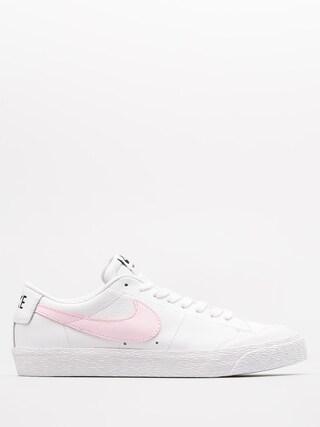 Nike SB Shoes Blazer Zoom Low Xt (white/prism pink black white)