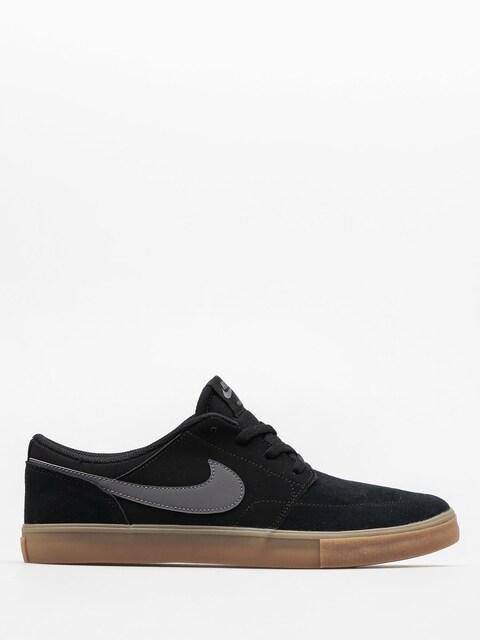 Nike SB Schuhe Portmore II Solar (black/dark grey)