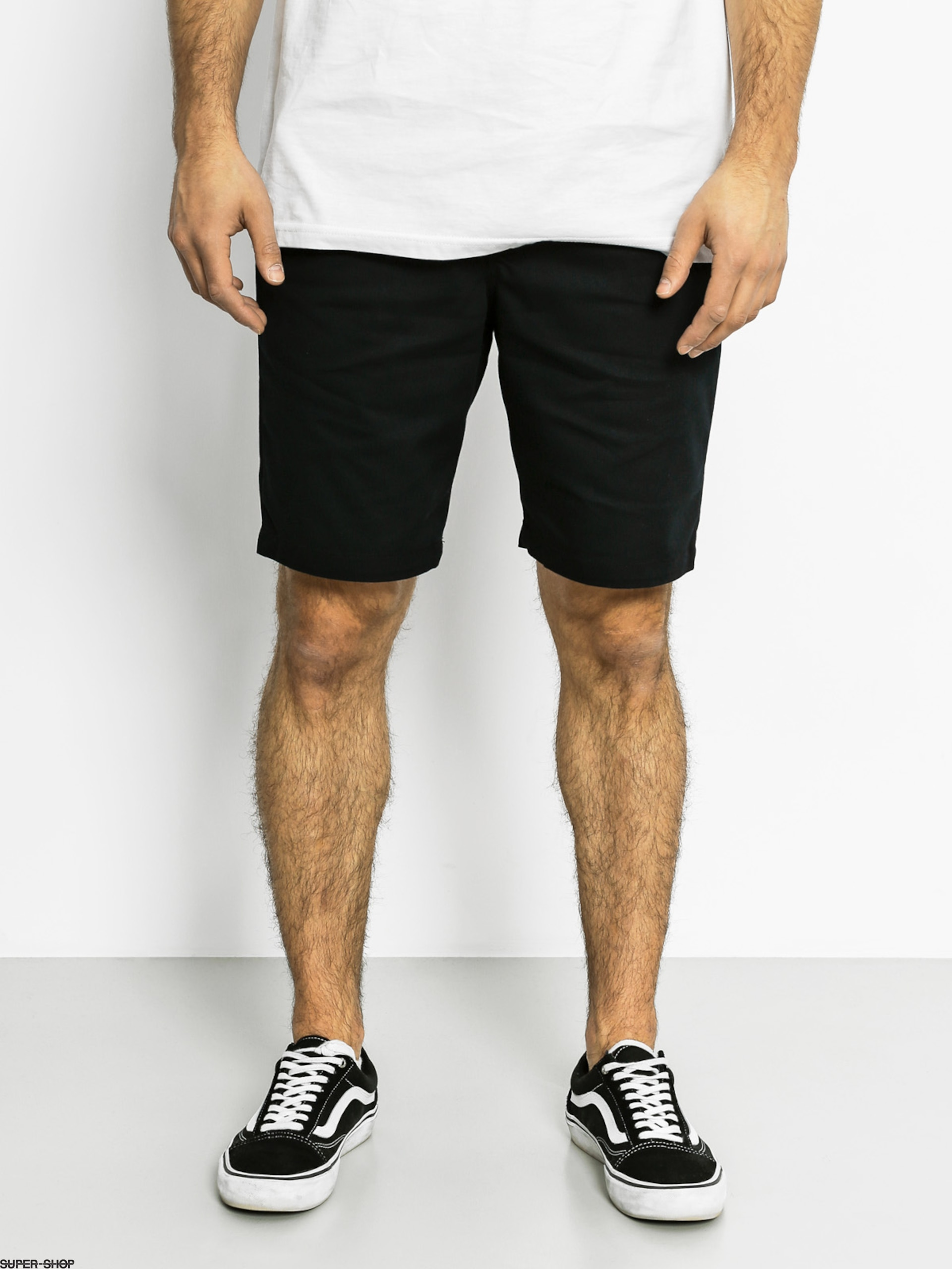 Vans Shorts Authentic Stretch (leatherblack)