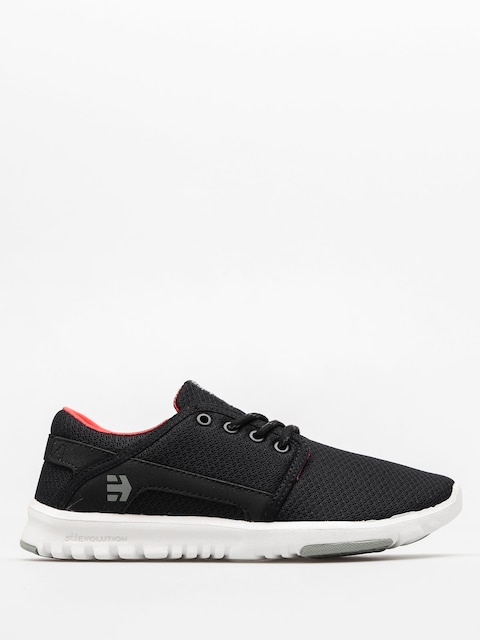 Etnies Shoes Scout Wmn (black/grey/red)