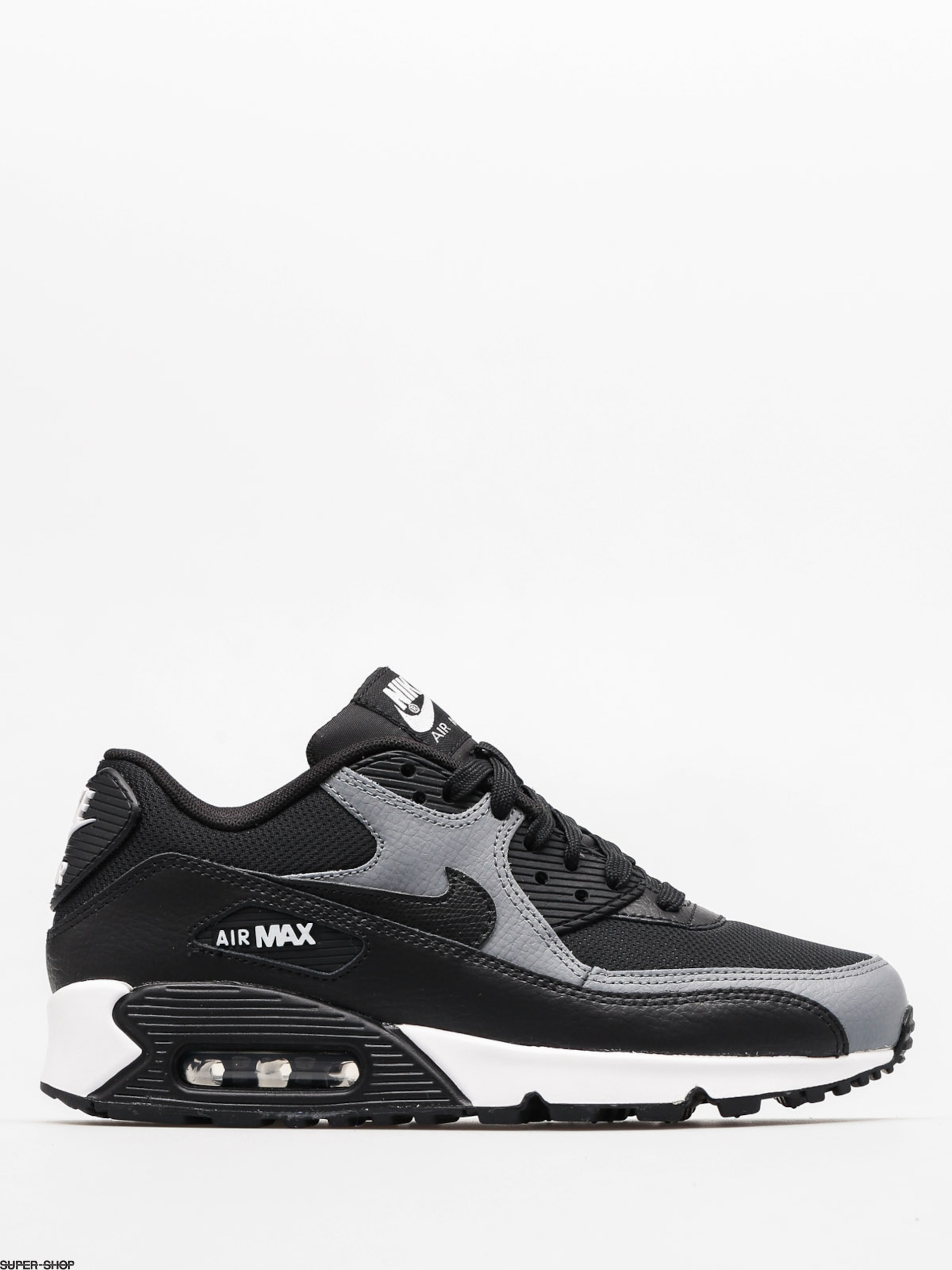 Nike Shoes Air Max 90 Wmn (black/black cool grey black)