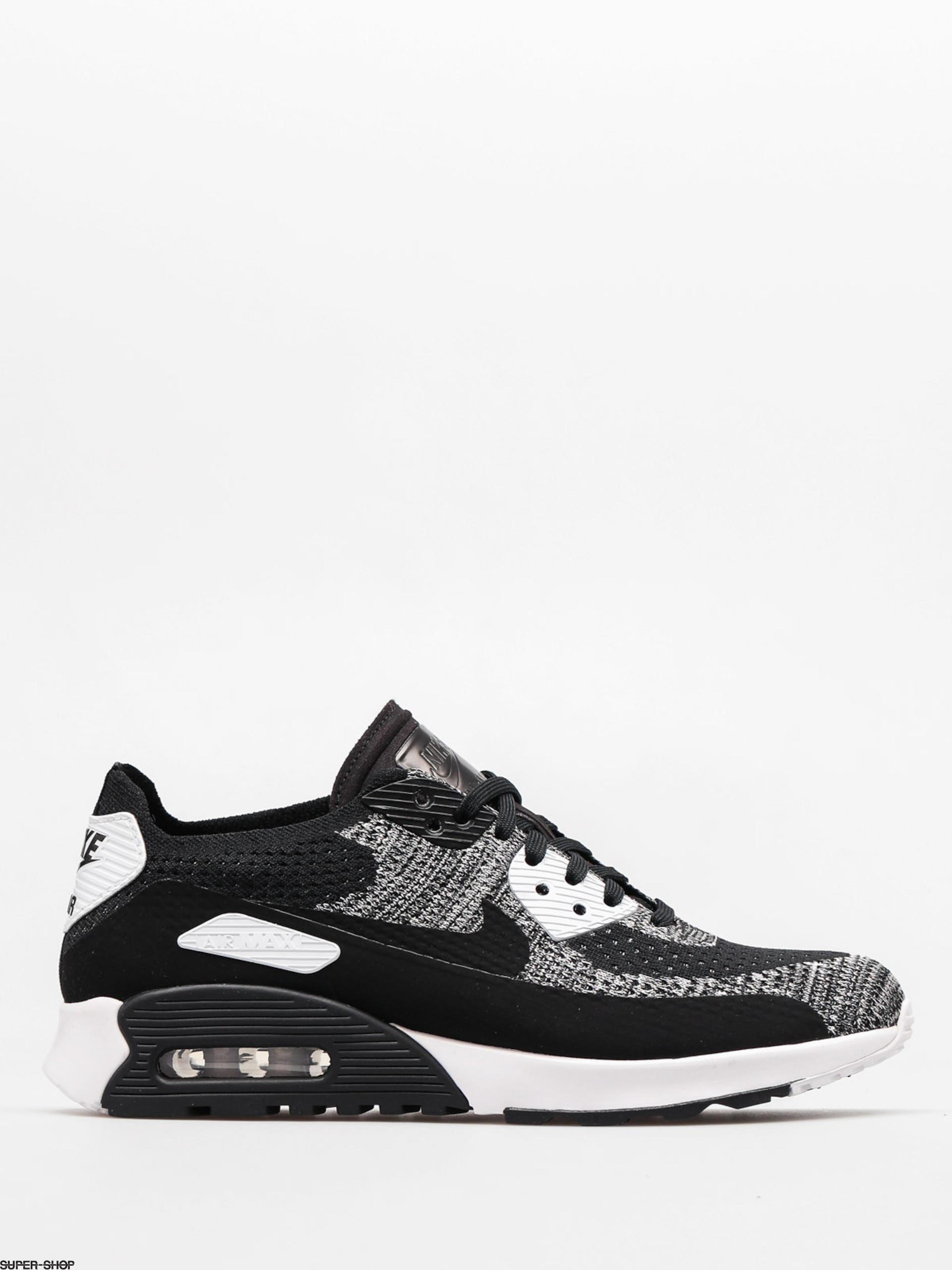 Nike Shoes Air Max 90 Wmn (Ultra 2 0 Flyknit black/black white anthracite)