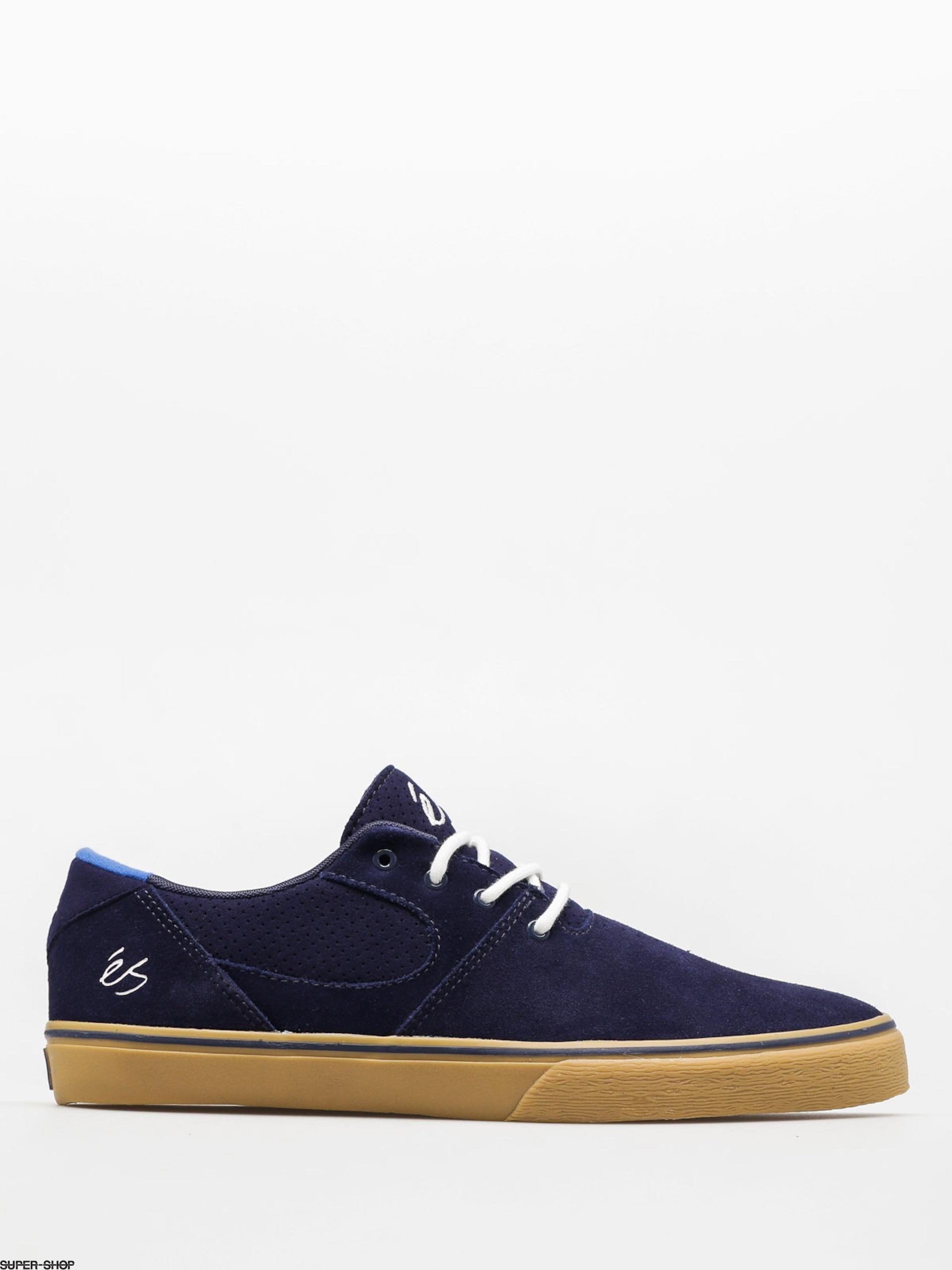 Chaussures de Skateboard Homme Emerica Wino G6 Navy Gum White