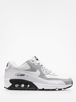 Nike Shoes Air Max 90 Wmn (white/white wolf grey black)