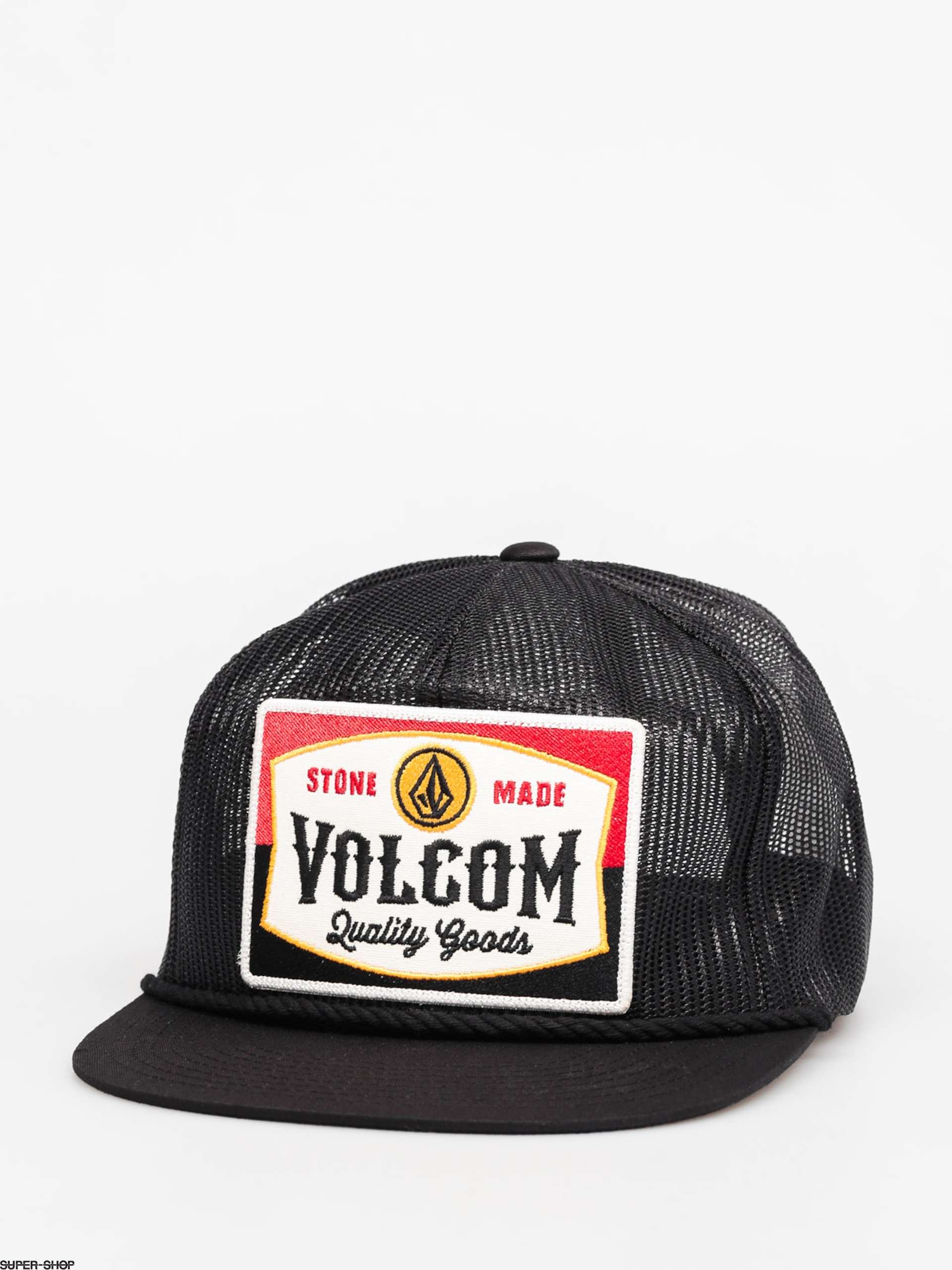 275b1b5a denmark volcom rad red stonar waves red trucker hat 76a3b 63c5b; coupon for volcom  cap patch panel blk 95276 8a4a7