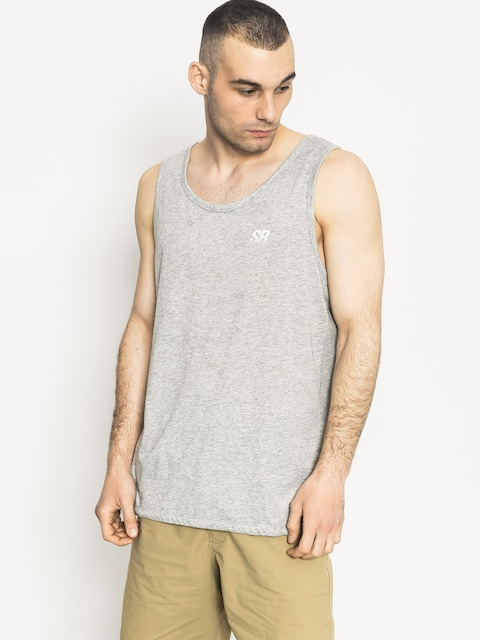 Nike SB Tank top Nk Sb Dry Skyline Tank (grey)