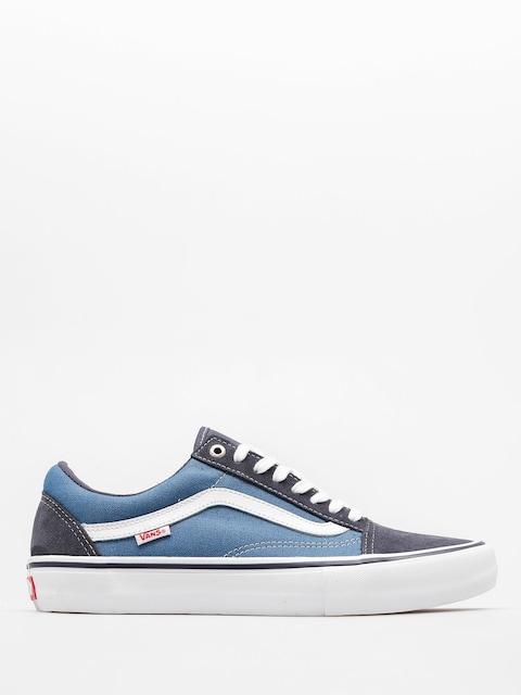 Vans Shoes Old Skool Pro (navy/stv navy/white)