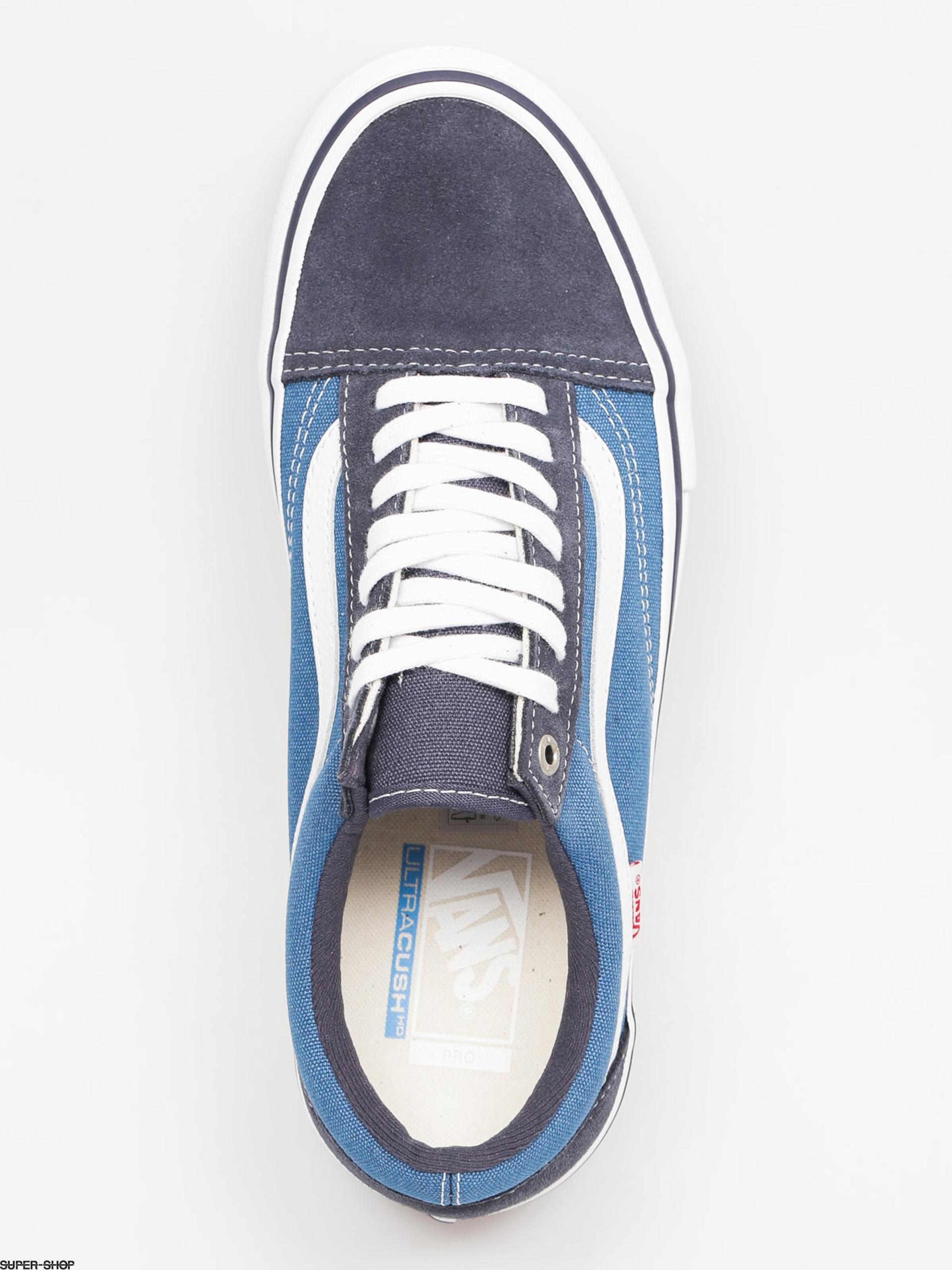 c73e6dbe159005 Vans Shoes Old Skool Pro (navy stv navy white)