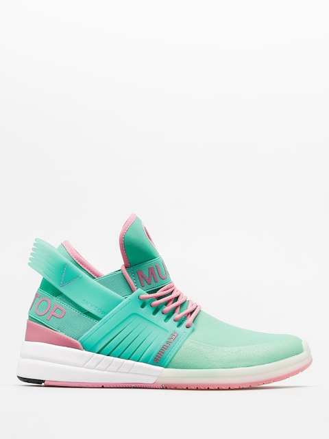Supra Shoes Skytop V (mint/rose white)