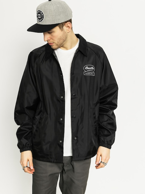 Brixton Jacket Dale (black/white)