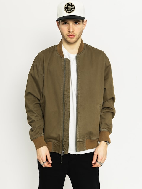 Brixton Jacket Sauder (light olive)