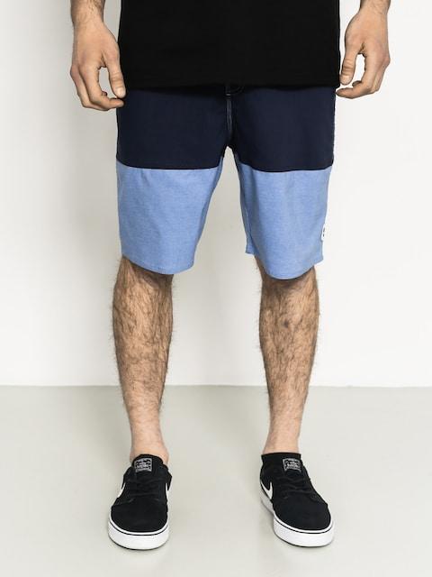 Brixton Shorts Barge Trunk (light blue/dark navy)