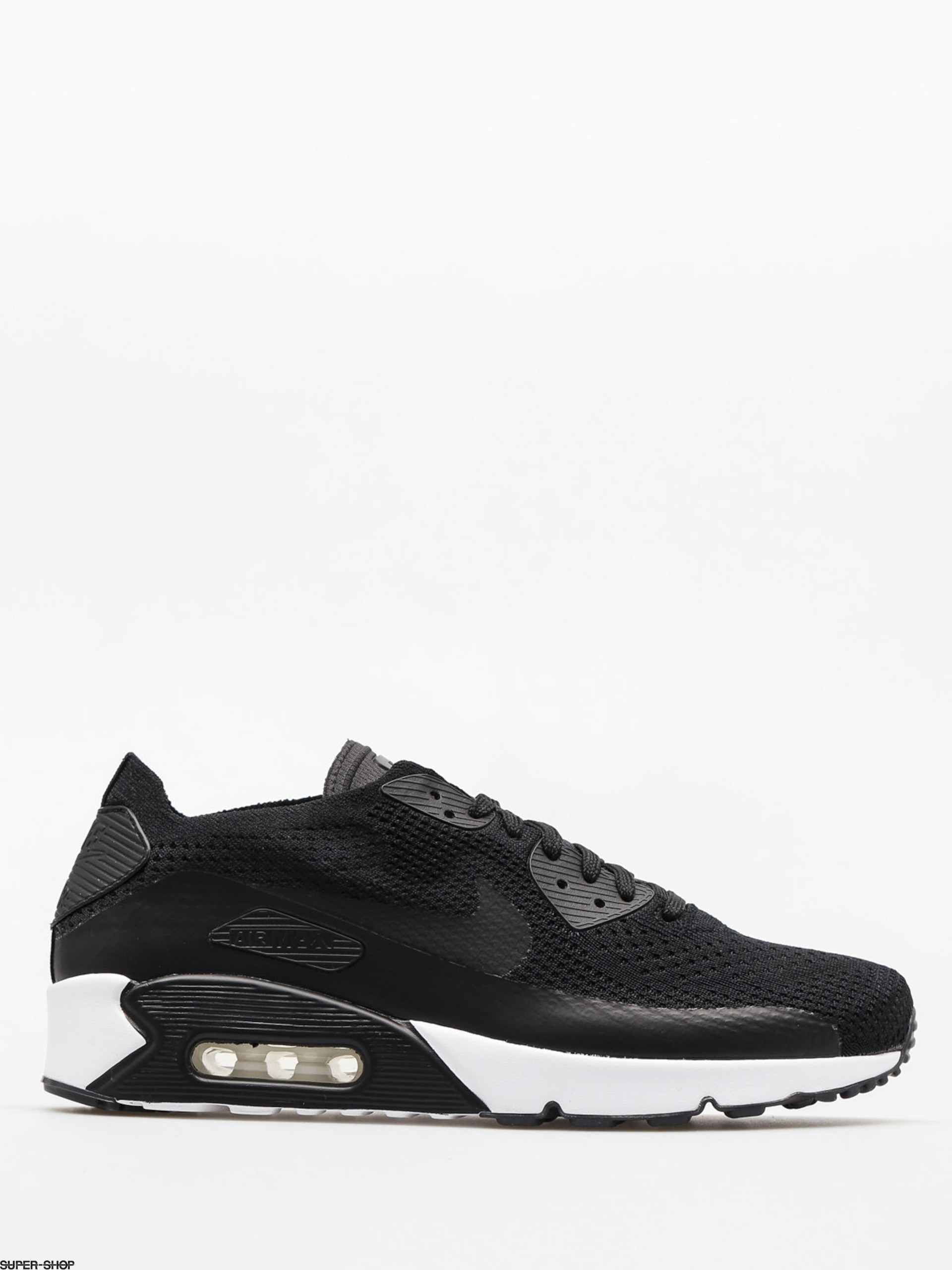 Nike Shoes Air Max 90 (Ultra 2.0 Flyknit black/black black white)
