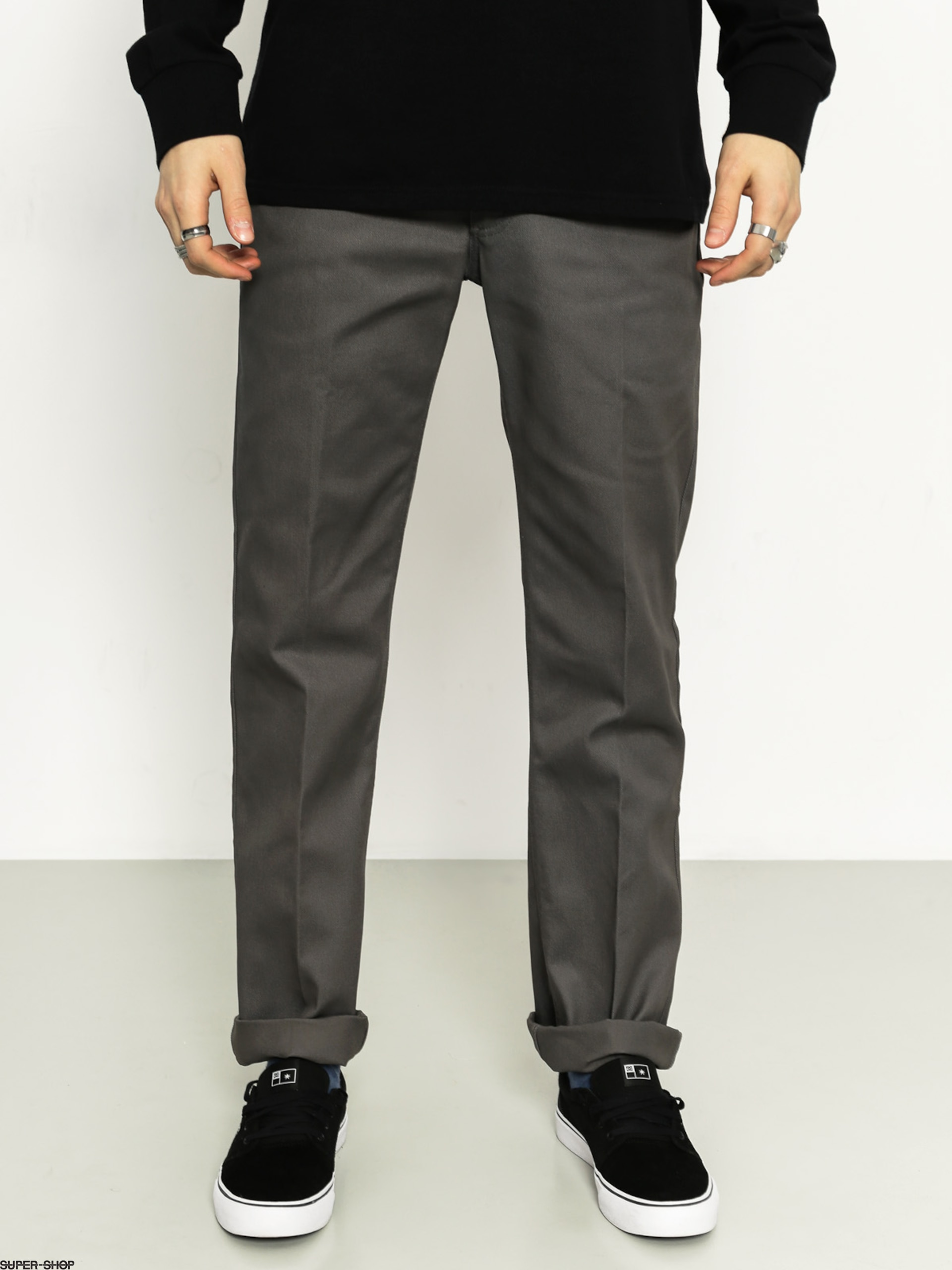 Brixton Hose Fleet Rgd Chino (charcoal)