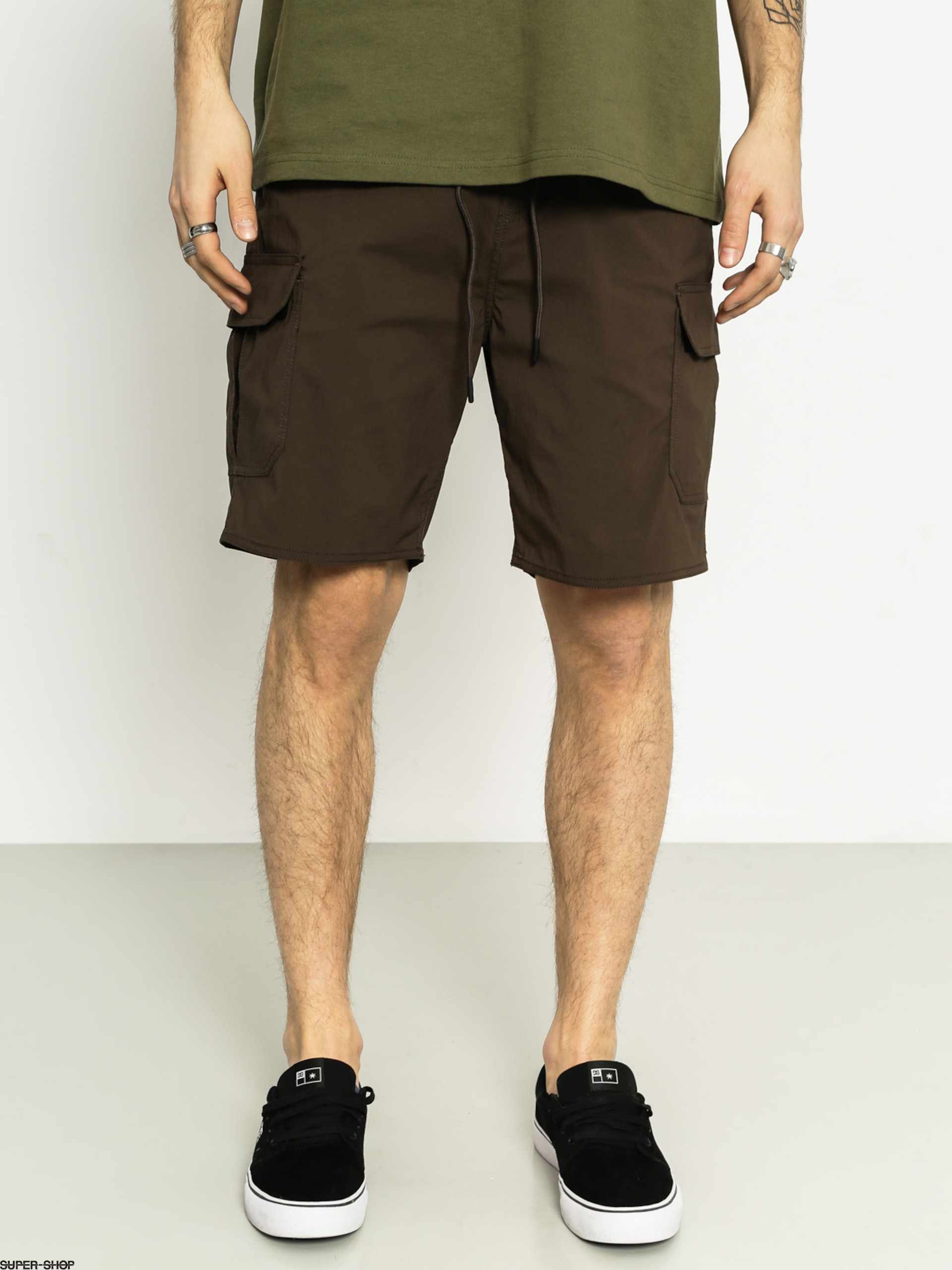 Brixton Shorts Transport Cargo (brown)