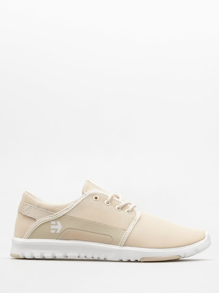 Etnies Shoes Scout (tan/white)