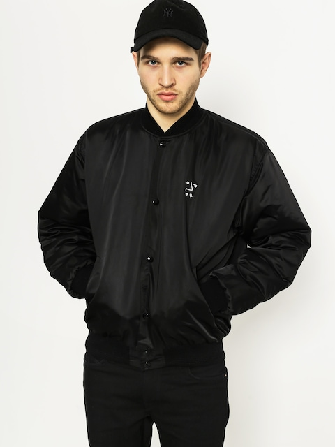Polar Skate Jacket College (black)