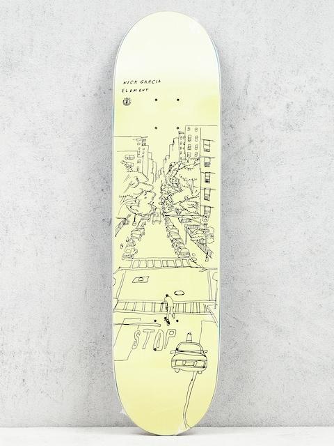 Element Deck Garcia Sketch