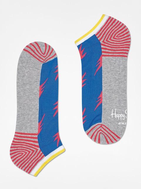 Happy Socks Socken Athletic Flash Low (grey/blue)