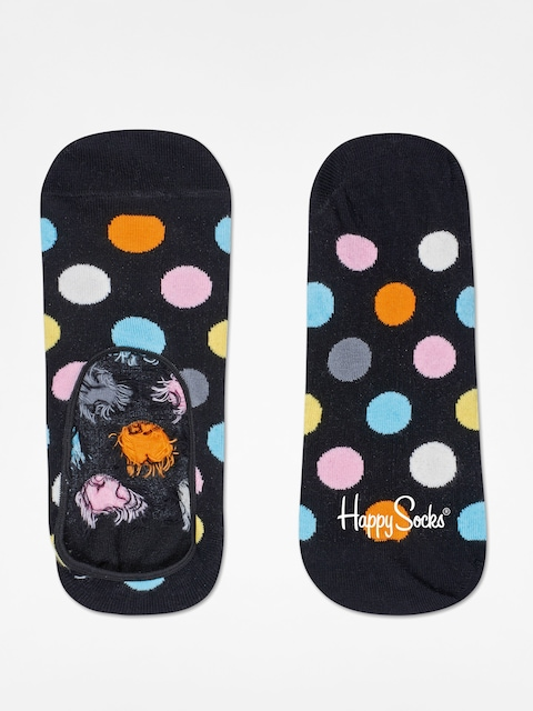 Happy Socks Socks Big Dot (black)