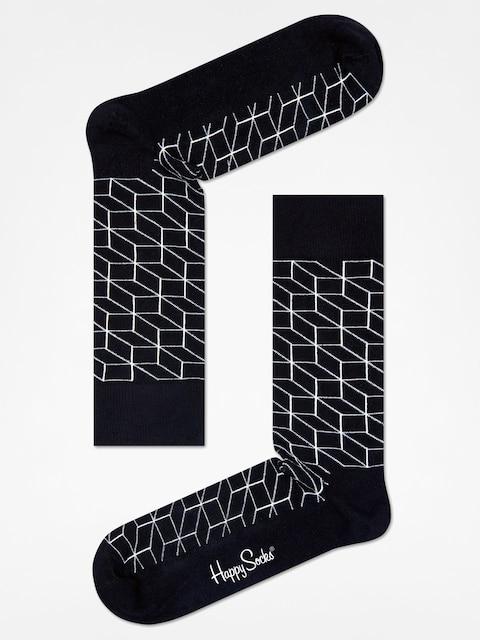 Happy Socks Socken Optic (black/white)