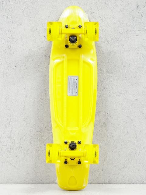 Fish Skateboards Cruiser 01 (yellow/yellow/yellow)