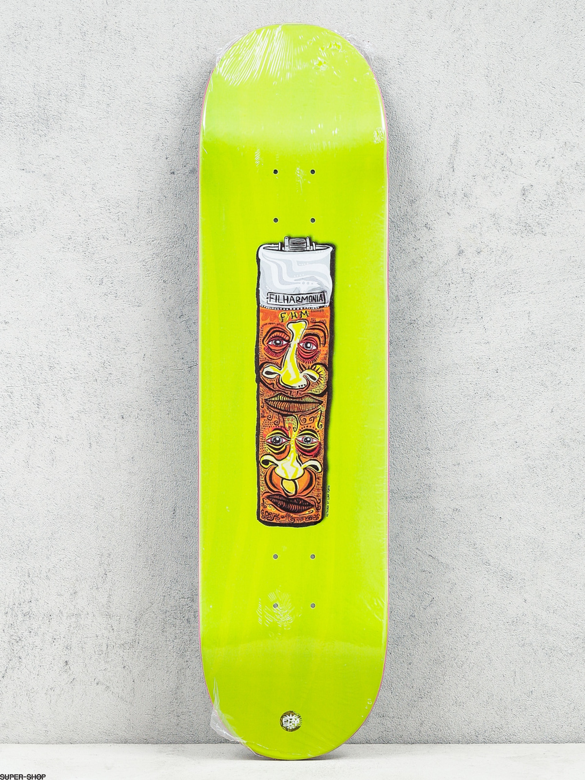 Filharmonia Deck Clippo (light green)