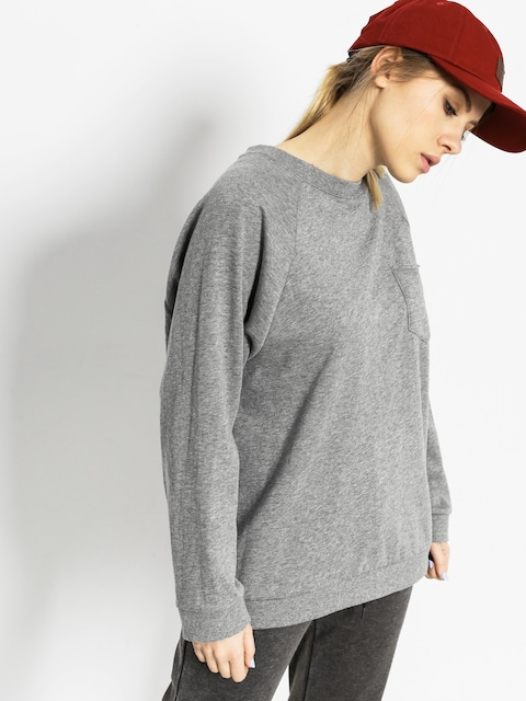 Element Sweatshirt Adele Wmn (heather grey)