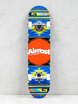 Almost Skateboard Rustic (blue)