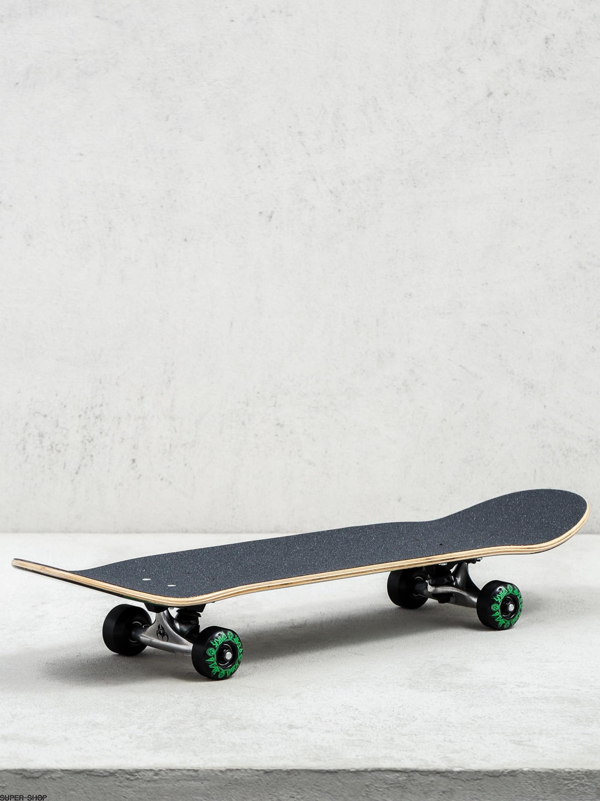 darkstar skateboard pirate youth green