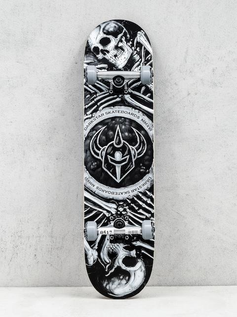 Darkstar Skateboard Remains (silver/black)