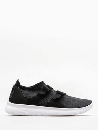 Nike Air Sock Racer Flyknit Shoes (black/anthracite black white)