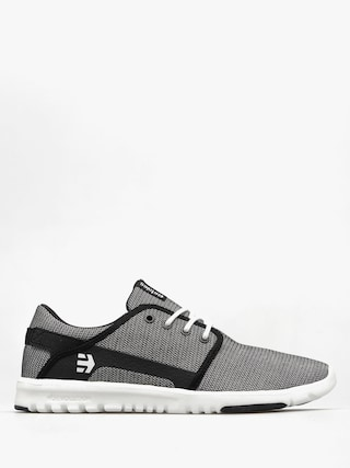 Etnies Shoes Scout (black/black/white)
