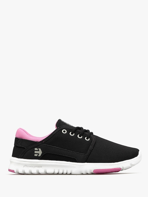 Etnies Shoes Scout Wmn (black/pink/pink)