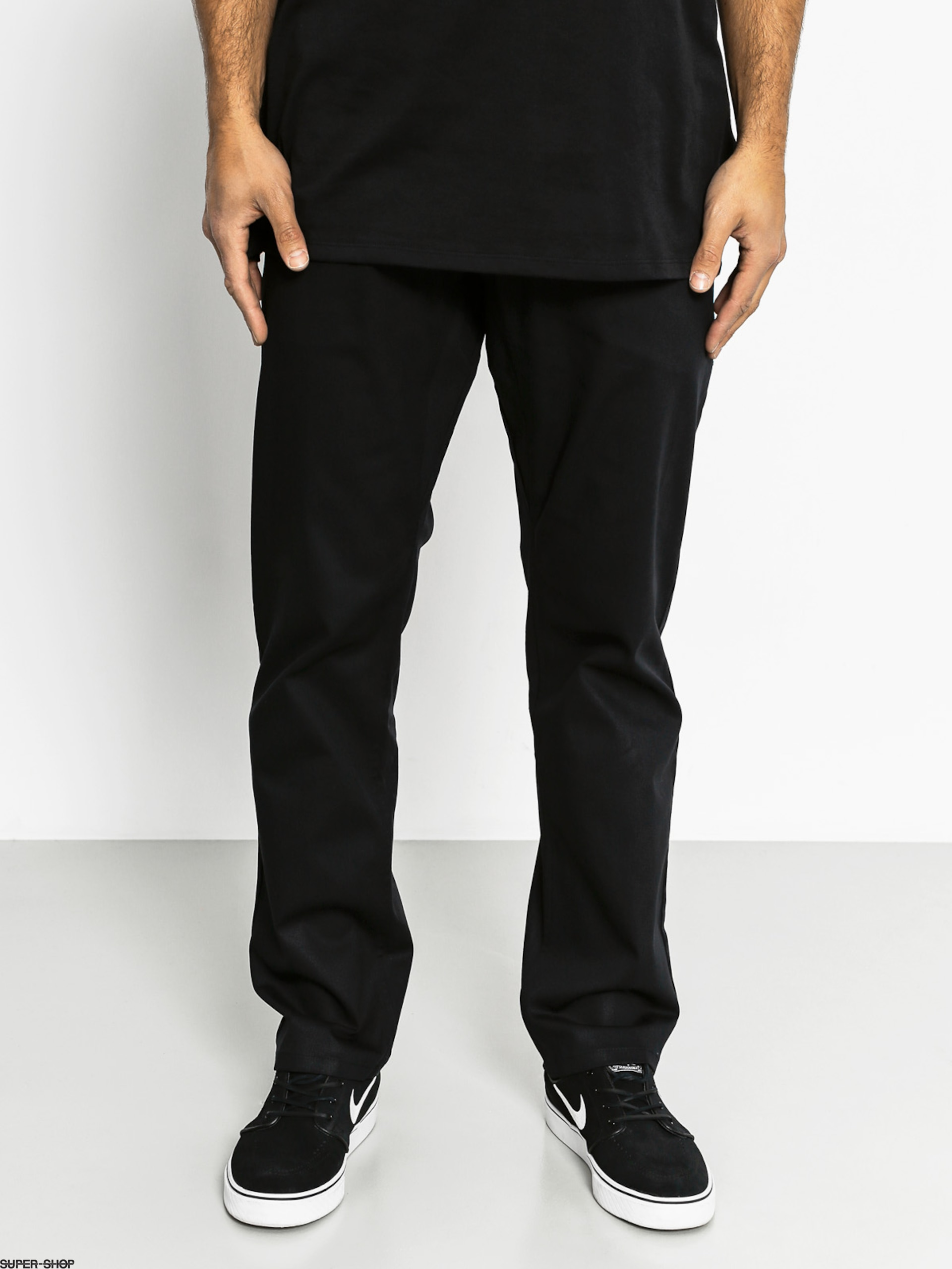 pretty nice 392ea 55aaa Nike SB Pants Sb Flex Pant Chino Icon (black)