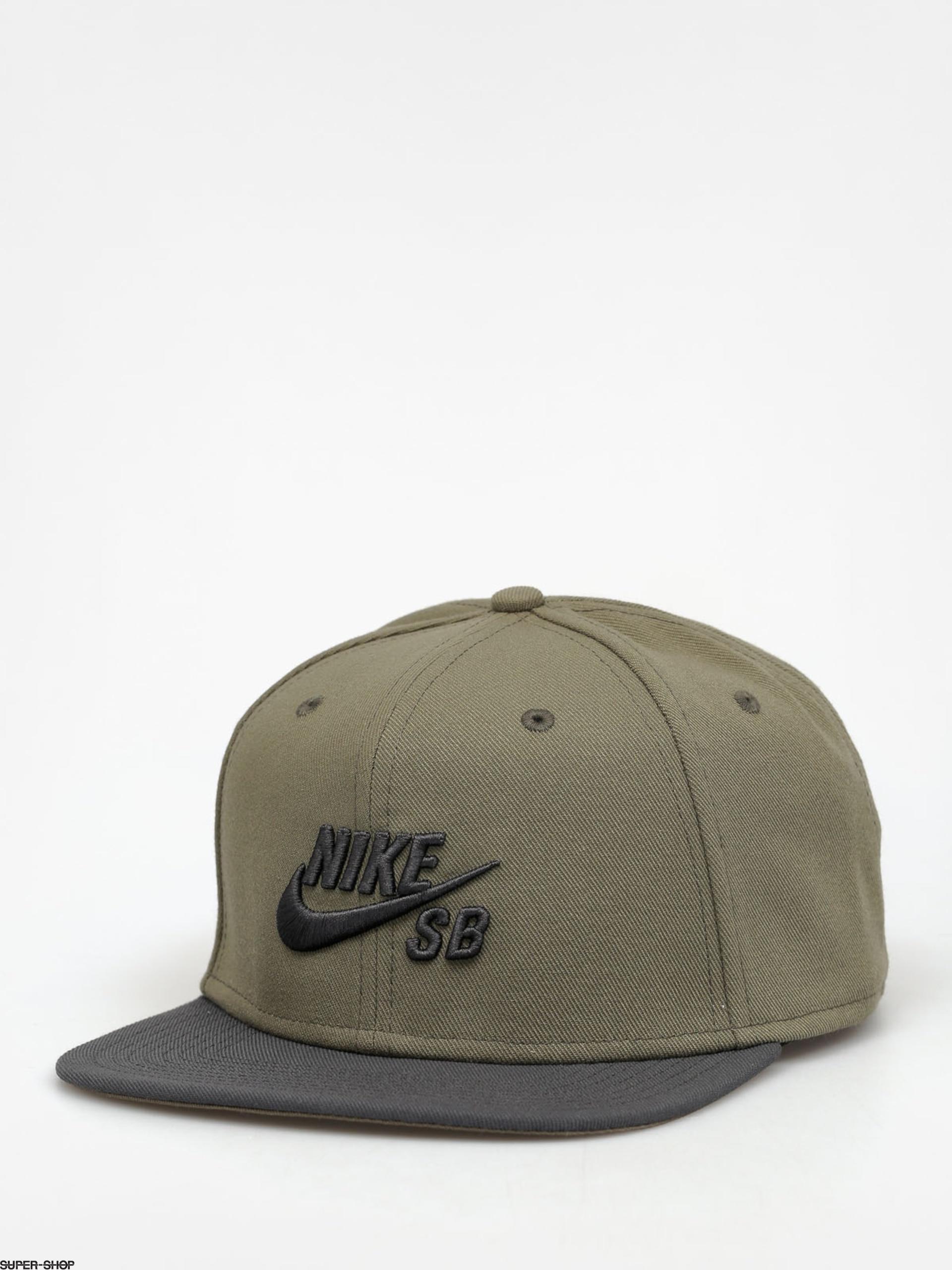 b462359be Nike SB Cap Sb Icon Pro ZD (green)