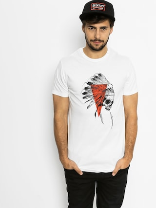Majesty T-shirt Indian (white)
