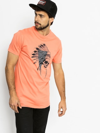 Majesty T-shirt Indian (salmon)