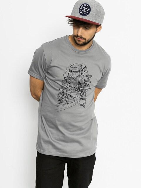 Majesty T-Shirt Lumberjack (grey)