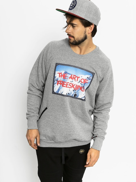 Majesty Sweatshirt Taof (grey)