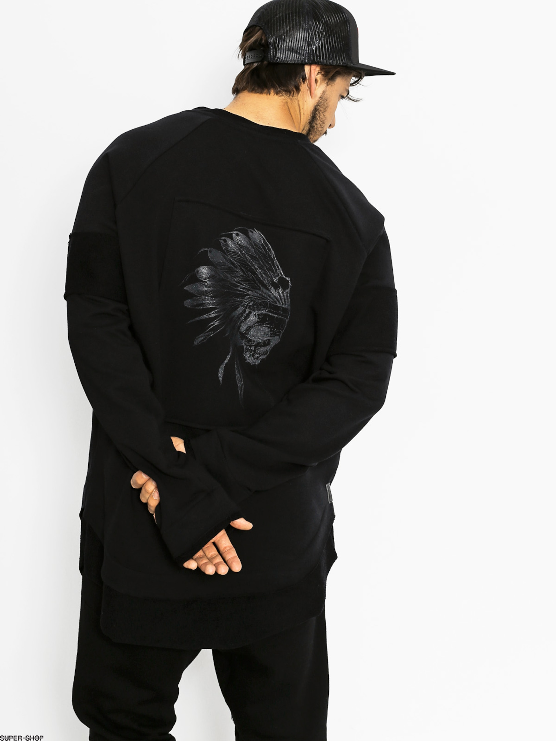 Majesty Sweatshirt Indian
