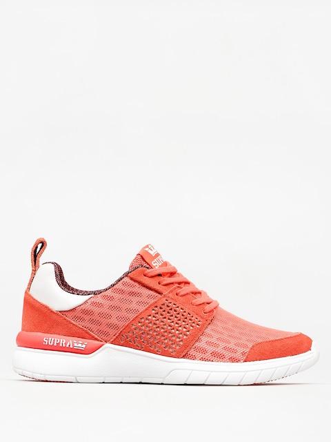 Supra Schuhe Scissor Wmn (coral white)