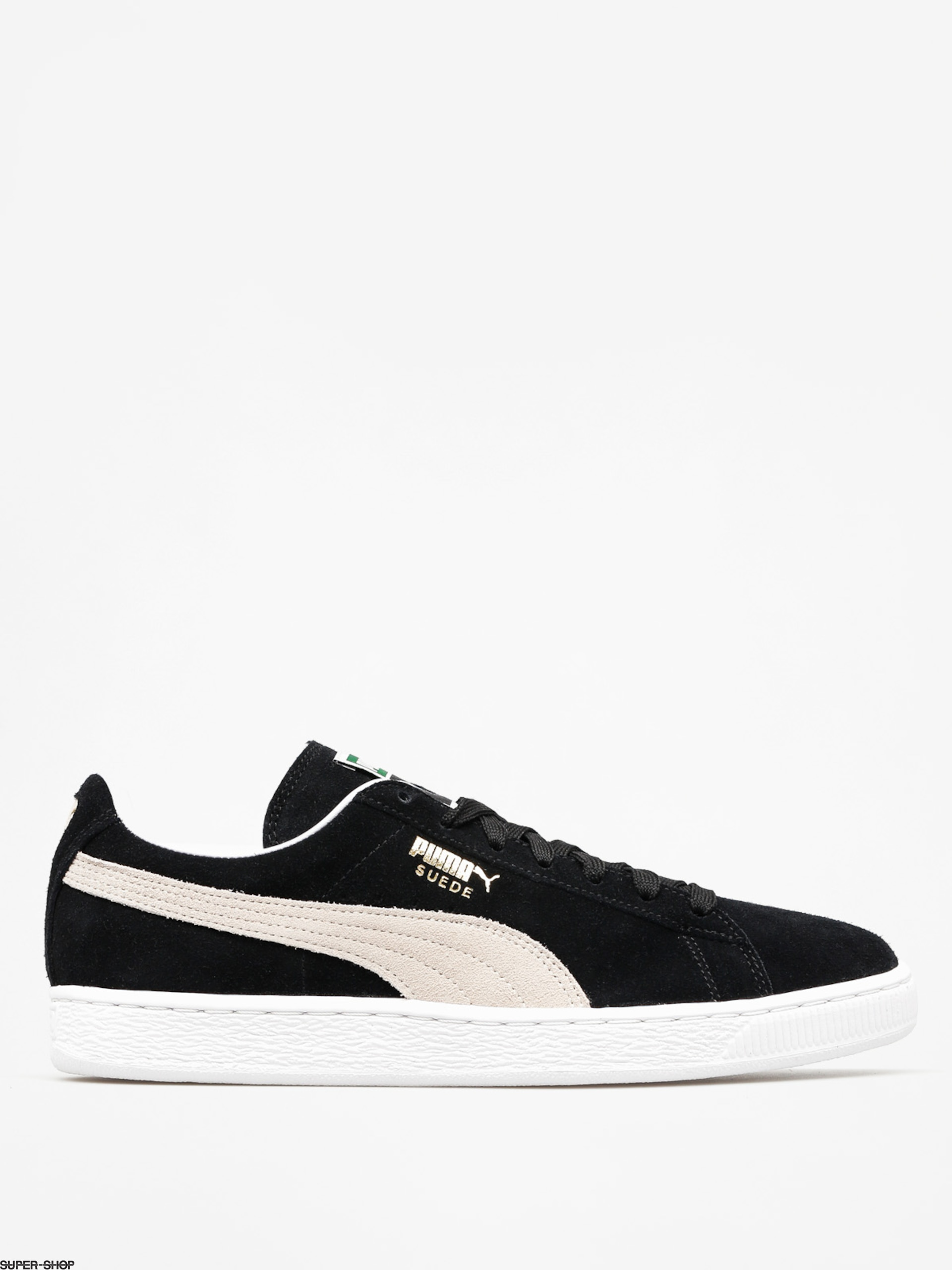 Puma Shoes Suede Classic (black/white)