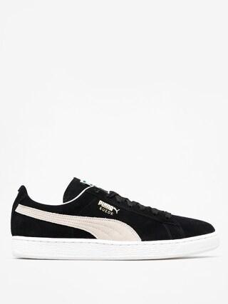 Puma Shoes Suede Classic (black/white)