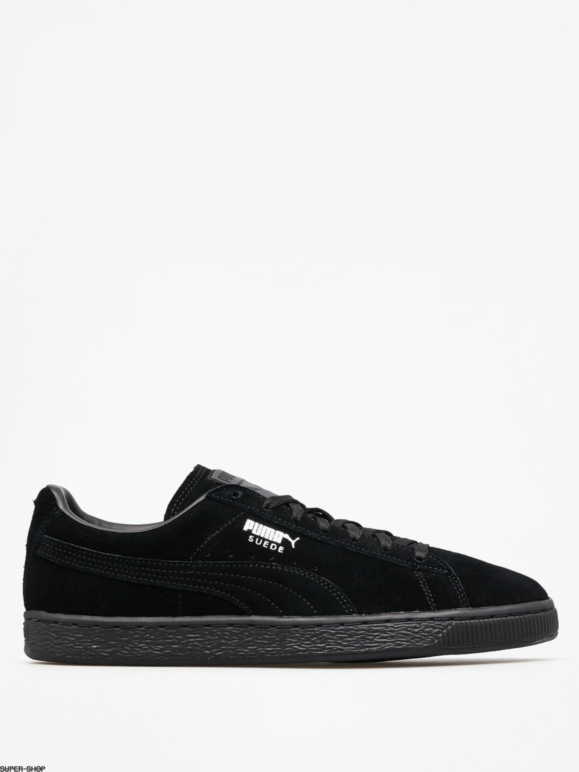 Puma Shoes Suede Classic (black/dark shadow)