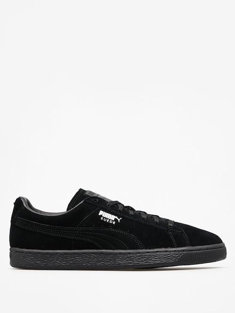 Puma Shoes Suede Classic (black/dark shadow)