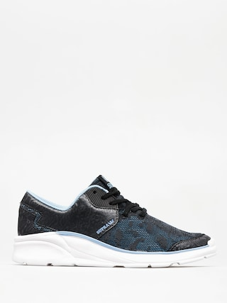Supra Shoes Noiz Wmn (black oil slick)