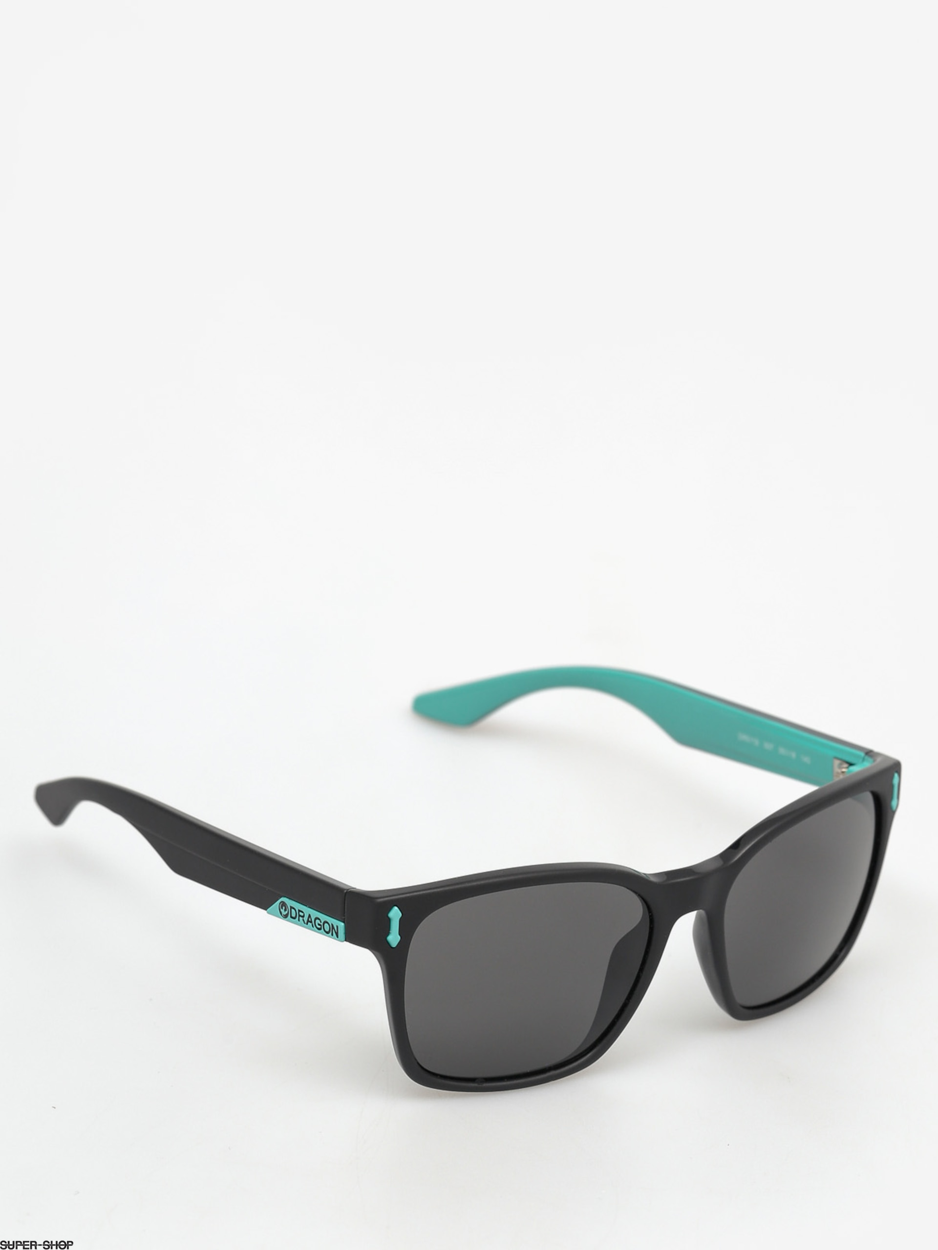 Dragon Sunglasses Liege (matte black/teal)